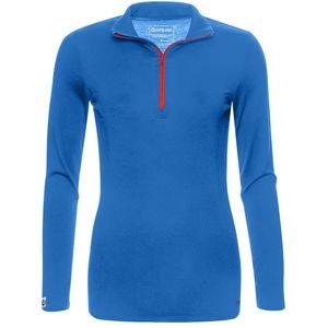 Kaipara Merino Zip-Neck Slimfit 200 Damen - Kaipara - Merino Sportswear