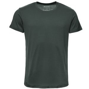 Merino Shirt Herren Kurzarm Regularfit 200 Mulesing-frei - Kaipara - Merino Sportswear