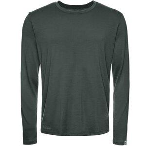 Herren Merino Shirt Langarm Regularfit 200 - Kaipara - Merino Sportswear