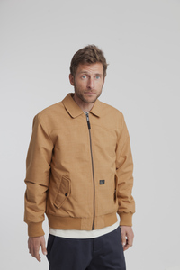 Jacke - Brown Sugar Harry Jacket - Braun - thinking mu