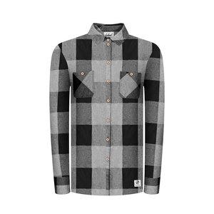 Lumberjacks Hemd Schwarz - bleed clothing GmbH