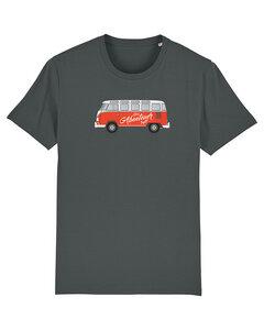 Das Abenteuer ruft! (Minibus) - Bio & Fairtrade T-Shirt Herren - What about Tee