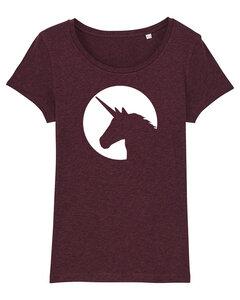 Einhorn - Bio & Fairtrade T-Shirt Damen - What about Tee