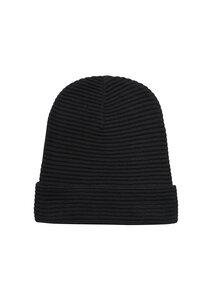 Mütze aus Bio Baumwolle | Rib Knit Beanie - recolution