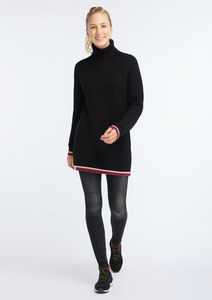 Longfitted Knit Turtleneck - recolution