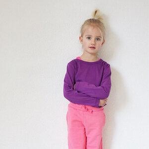 Kinder-Longsleeve in versch. Farben - Fairtrade & GOTS-zertifiziert - KIDential