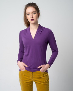 Kelch Shirt - edles Baumwoll Shirt - Alma & Lovis
