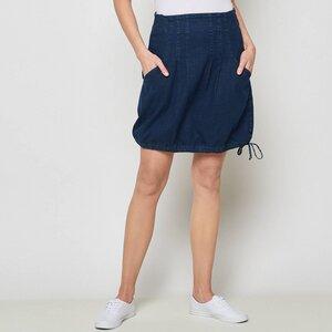 Tranquillo Frauen Jeans Rock Ballonform - TRANQUILLO
