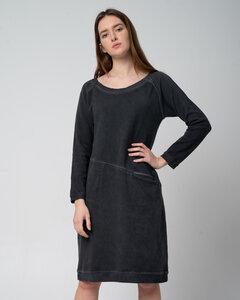 Fade-Out Dress - Damen Sweatkleid aus Bio-Baumwolle - Alma & Lovis