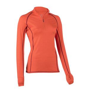 Damen Lauf-Shirt/ Zip-Shirt - ENGEL SPORTS