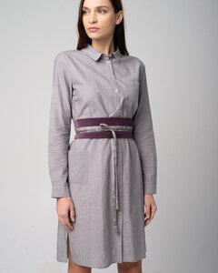 Chambray Dress - Alma & Lovis
