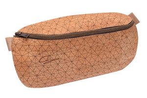 Bauchtasche/Gürteltasche/Hip Bag aus Kork von Simaru® - Simaru