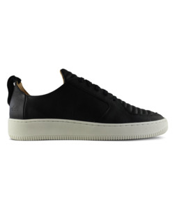 Argan Low Sutri / Geöltes Glattleder - ekn footwear