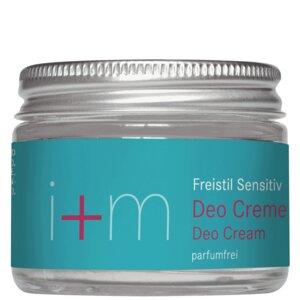 Freistil Sensitiv Deo Creme - I + M Naturkosmetik