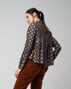 Dot Blouse  - Alma & Lovis