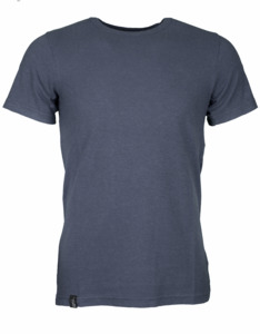 Boy Tee Blank Hemp - T-Shirt aus Hanf navy - Uprise