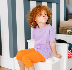 T-Shirt für Kinder in verschiedenen Farben - KIDential