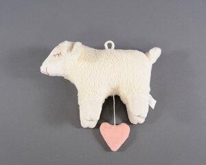 Spieluhr  - Schaf - Senger Tierpuppen