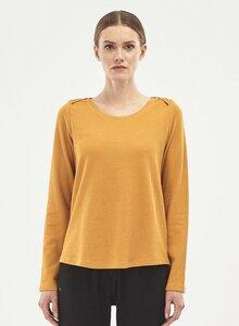 Langarmshirt aus Bio Baumwolle - ORGANICATION