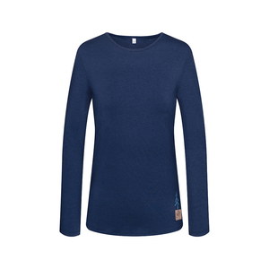 Lizardskin TENCEL® Longsleeve Ladies blue - bleed clothing GmbH