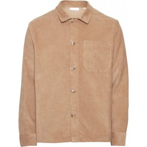 Cordjacke - 8 Wales Corduroy overshirt with button - GOTS/Vegan - KnowledgeCotton Apparel