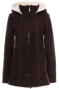 ENA Winter Merino Walkjacke  - Ingoria