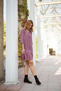 Kleid Aura in Paisleyprint - ME&MAY