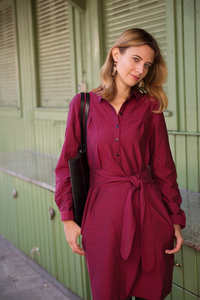 Kleid Thuja aus Bio Baumwolle - ME&MAY