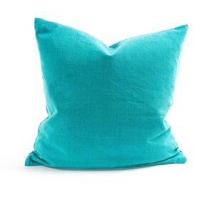 Sofakissen aus Bio-Baumwolle Blautöne - HängemattenGlück