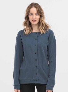 Jersey-Cardigan aus Bio-Baumwolle - ORGANICATION