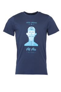 LAAG T-Shirt Men - Face - triple2