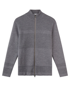 Wex Sailor Zip Cardigan - Le Pirol