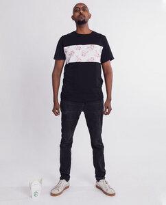 T-Shirt | Mahlzeit | schwarz - Degree Clothing