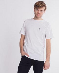 T-Shirt   Hustle   weiß - Degree Clothing