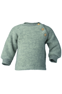 Raglanpullover Wollfleece   IVN Best zertifiziert   Engel Natur - Engel natur