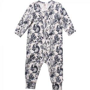 Forest Bodysuit Baby Schlafanzug Bio   GOTS zertifiziert   Müsli - Müsli by Green Cotton