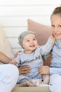 * Dream Big * Baby Schlafanzug Bio | GOTS zertifiziert | Snork - SNORK Copenhagen