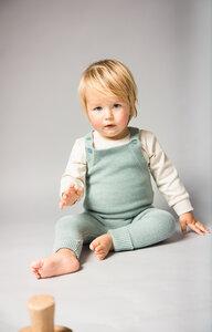 Baby Strickromper * Koko * | GOTS | Sense Organics - sense-organics