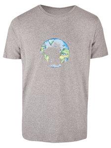 Basic Bio T-Shirt (men) Nr.2  Bubble Earth  - Brandless
