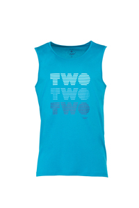 DEEL Tank-Top Men - Logo - triple2