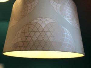 Hängeleuchte golden Sixties - my lamp