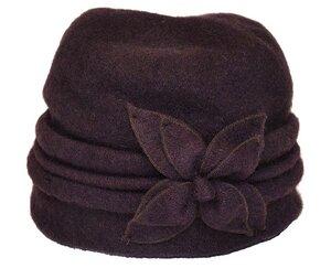 SILKROAD Retro Mütze Filzhut Damen EVA - Hut aus 100%  Wolle - Silkroad - Diggers Garden