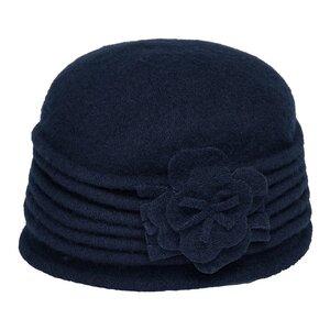 SILKROAD Retro Mütze Filzhut Damen FRIEDA - Hut aus 100%  Wolle - Silkroad - Diggers Garden
