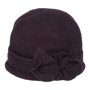 SILKROAD Retro Mütze Filzhut Damen ELISABETH - Hut aus 100%  Wolle - Silkroad - Diggers Garden