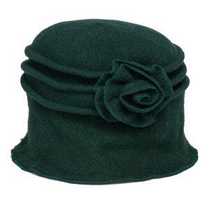 SILKROAD Retro Mütze Filzhut Damen LUISE - Hut aus 100%  Wolle - Silkroad - Diggers Garden