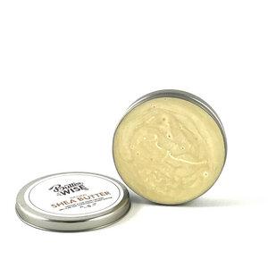 Unraffinierte Sheabutter - Bio & Fair Trade zertifiziert - 125g - Butterwise