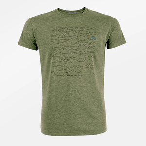 T-Shirt Guide Nature Mountains Call - GreenBomb