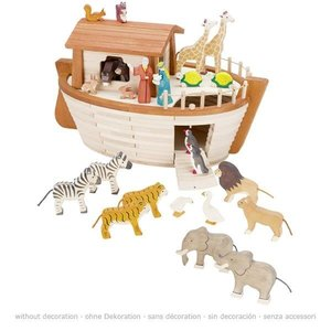 Arche Noah - Holztiger