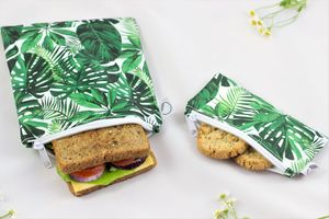 3er Set Sandwich- und Snacktaschen - the sustainables