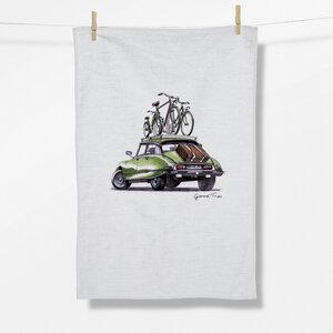 Geschirrtuch Bike Good Trip - GreenBomb